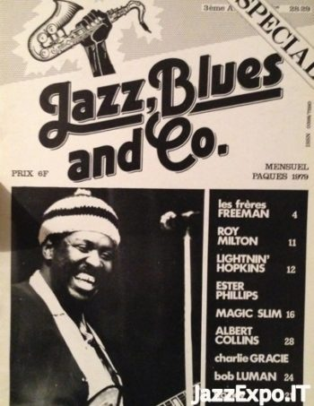 Jazz Blues and Co (French)
