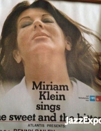 10 - MIRIAM KLEIN SINGS THE SWEET & THE BITTER