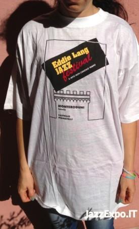 10 - T-Shirt EDDIE LANG JAZZ FESTIVAL.
