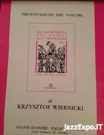 124 - Associazione Umbria Jazz, Presentazione del Volume