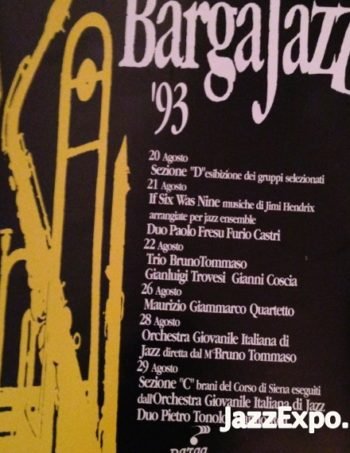 148 - BARGA JAZZ 93
