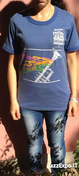 17 - T-Shirt FESTIVAL JAZZ DE MONTREAL '85