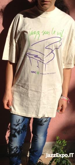 19 - T-Shirt JAZZ SUR LE VIF SRC