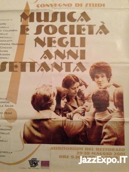1 - MUSICA E SOCIETA NEGLI ANNI SETTANTA