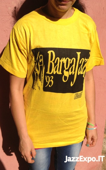22 - T-Shirt BARGA JAZZ
