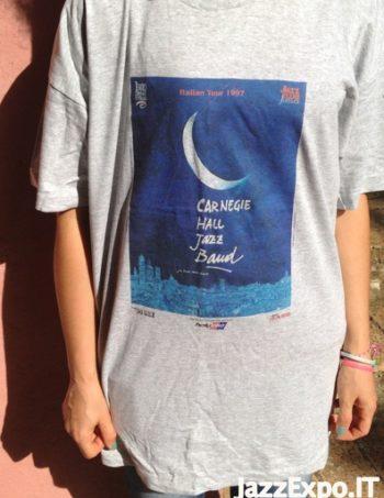 24 - T-Shirt CARNEGIE HALL JAZZ BAND 1997