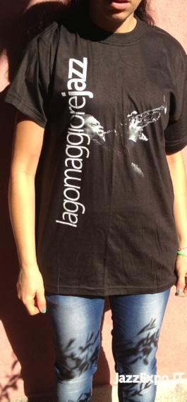 26 - T-Shirt LAGO MAGGIORE JAZZ