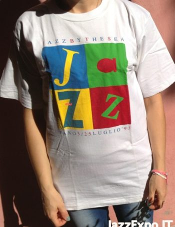 29 - T-Shirt JAZZ BY THE SEA 93