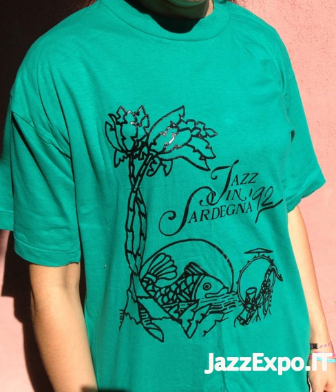 2 - T-Shirt JAZZ IN SARDEGNA 92