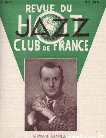 REVUE DU JAZZ HOT CLUB DE FRANCE 12 Annee - No 4