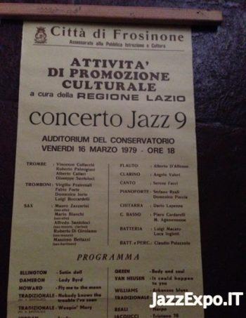 40 - CITTA DI FROSINONE 1979