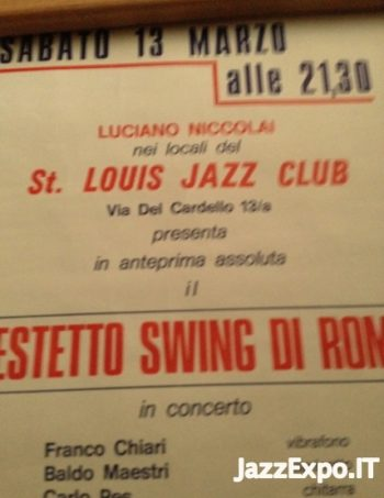 41 - ST LOUIS JAZZ CLUB 1982