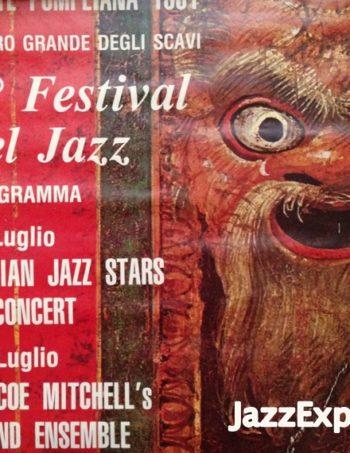 46 - 8 FESTIVAL DEL JAZZ DI POMPEI 1991