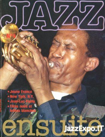 JAZZ ENSUITE  N. 4 Avril/Mai 1984