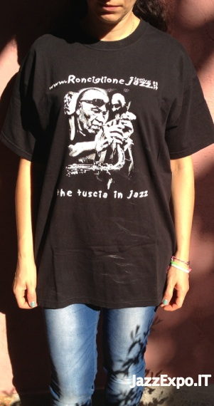 4 - T-Shirt RONCIGLIONE JAZZ