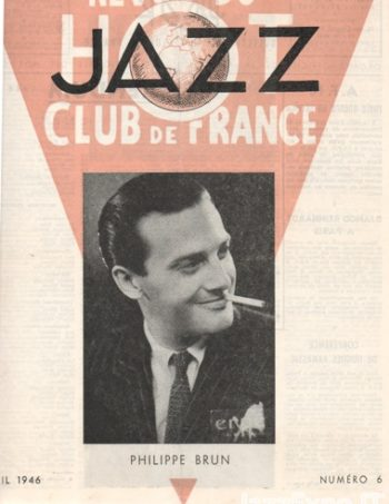 REVUE DU JAZZ HOT CLUB DE FRANCE 12 Annee - No 6