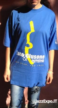 6 - T-Shirt JAZZ ISEO/CLUSONE