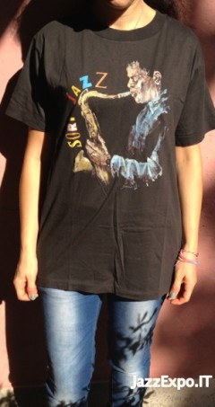 9 - T-Shirt SORI JAZZ