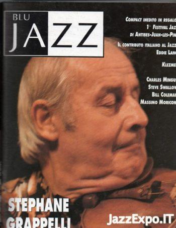 BLU JAZZ Anno III - n.12/1991