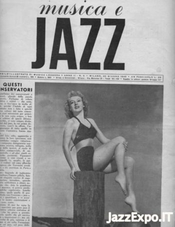 MUSICA E JAZZ Anno II No 5 - 20 Giugno 1946