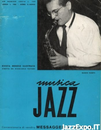 MUSICA JAZZ XIII - 2 __ Febbraio 1957