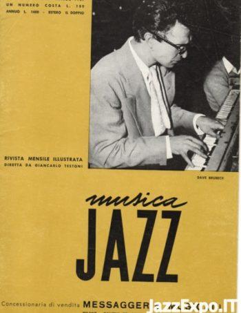MUSICA JAZZ XIII - 3 __ Marzo 1957