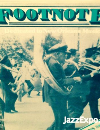 FOOTNOTE Vol. 16 N.1 Oct /Nov 1984