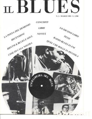 IL BLUES N. 2 - Marzo 1983