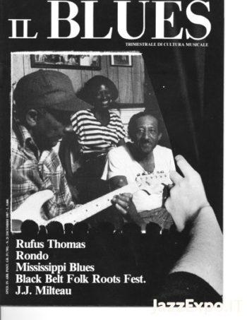 IL BLUES N. 21 - Dicembre 1987