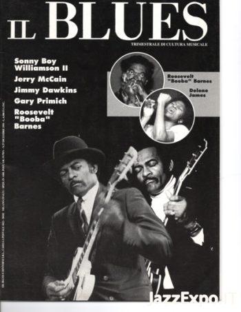 IL BLUES N. 37 - Dicembre 1991
