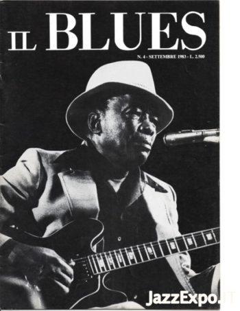 IL BLUES N. 4 - Settembre 1983