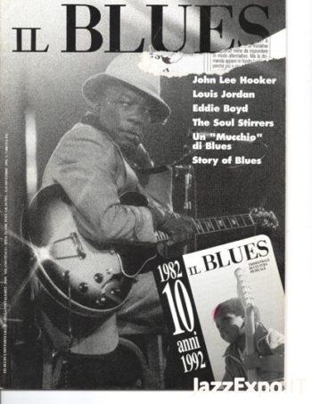 IL BLUES N. 41 - Dicembre 1992
