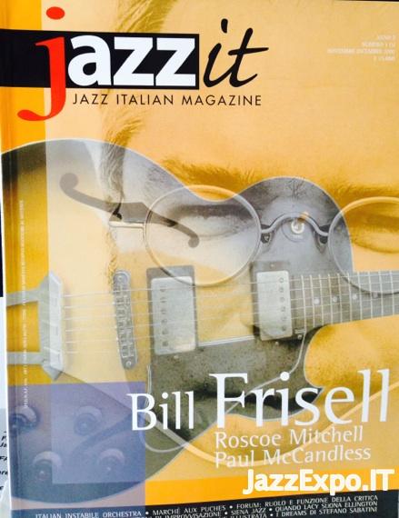 JAZZIT Anno II - N.1 (5) Nov/Dic 2000