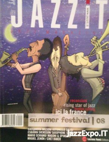 JAZZIT Anno 10 N.47 Luglio/Agosto 2008