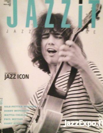 JAZZIT Anno 12 - N.58 - Maggio/Giugno 2010
