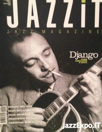 JAZZIT Anno 12 - N.59 - Luglio/Agosto 2010