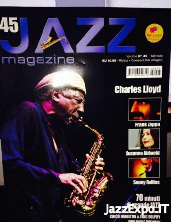 JAZZ MAGAZINE Vol N.45 - Agosto 2006