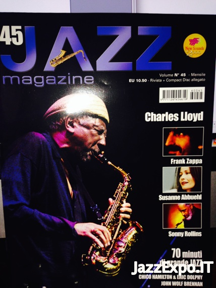JAZZ MAGAZINE Vol N.45 - Agosto 2006