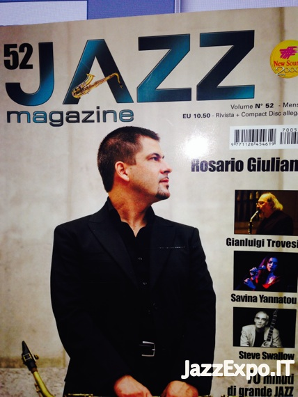 JAZZ MAGAZINE Vol N.52 - Marzo 2007