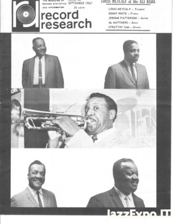 RECORD RESEARCH Issue 86 - September 1967
