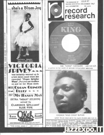 RECORD RESEARCH Issue 87 - December 1967