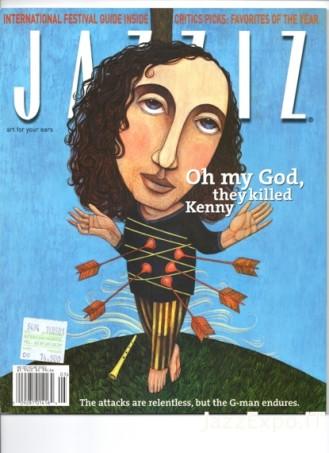 Jazziz (English)