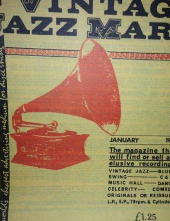 Vintage Jazz Mart (English)