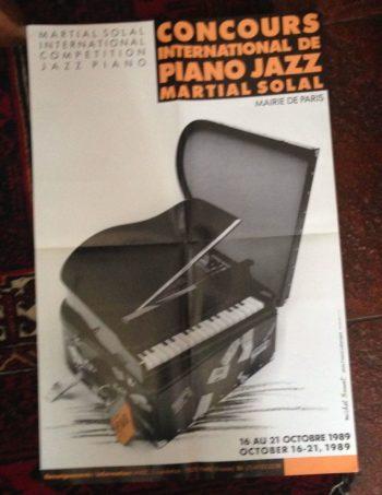 Concours de piano jazz