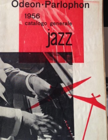 ODEON PARLOPHON  1956 catalogo generale