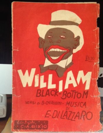 WILLIAM Black Bottom