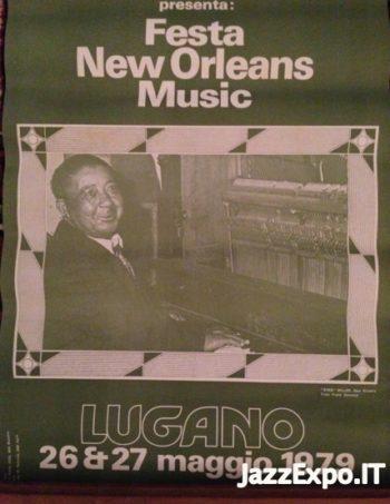 123 - PICAYUNE New Orleans Jazz Union, Muzzano