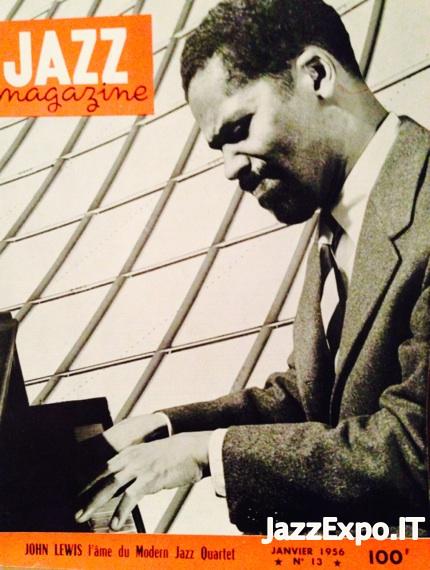 13 - JAZZ MAGAZINE No 13 Janvier 1956