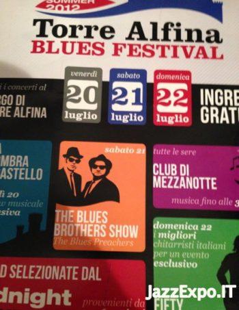 140 - TORRE ALFINA BLUES FESTIVAL