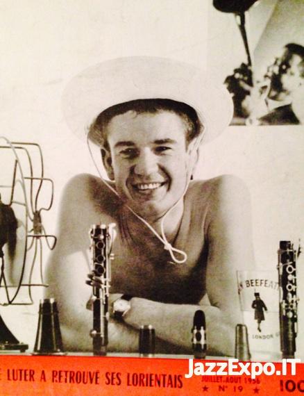 19 - JAZZ MAGAZINE No 19 Juillet/Aout 1956